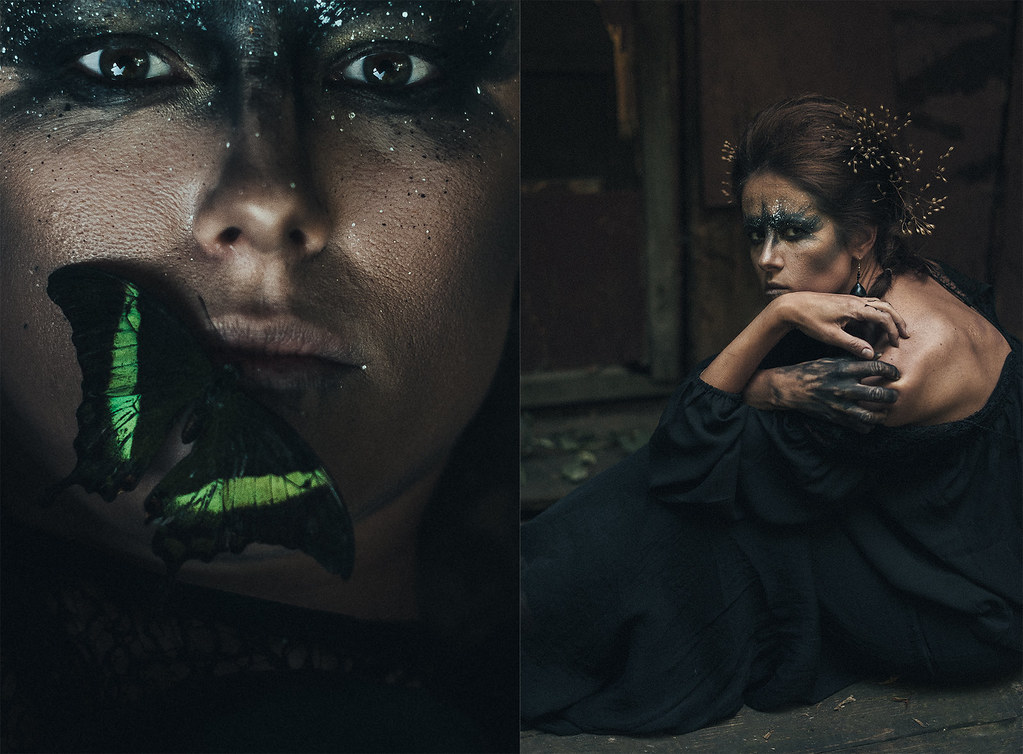Dsc 0581 Olya Kuznets Tags Darkart Womanportrait Nikon Fairytales People Photoshoot Woman Portrait