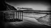 Torregaveta, Naples IT (FedeSK8) Tags: campaniafelix campiflegrei fedesk8 federicoscotto federicoscottophotography fujifilmxm1 italia fedescotto bacoli campania italy it torregaveta pontile black white ischia bianco e nero beach mediterraneo