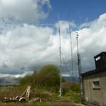New 6 Meter beam on VHF Tower