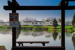 Beauty framed (Vaas.V) Tags: lakes framing composition morning beauty meads garden pentax pentaxks2 da 18135mm wr lens