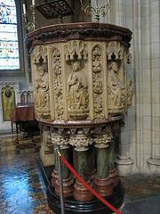 Cathédrale Christ Church (archipicture71) Tags: cathedrale cathedral christ church eglise roman romanesque dublin irlande ireland tombeau monument funéraire grave tomb sculpture