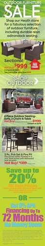 Outdoor Furniture Sale Hot Buys 2018