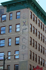 Vancouver Ghost Sign (jmaxtours) Tags: vancouver vancouverbritishcolumbia vancouverbc bc britishcolumbia sign export hotelcanada ghostsign vancouverghostsign