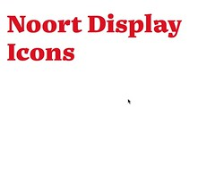Noort Display & Icons (TypeTogether) Tags: juanbruce noort tdc icons typetogether pictograms