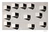 2018/0368 (FedericoFerrari) Tags: bn blackwhite building edificio architettura architecture finestre window ombra shadow