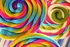 colourful candy (maotaola) Tags: smileonsaturday catchycolors candy colours spiral llolipop bright canoneos colourfulcandy dulces fantastic