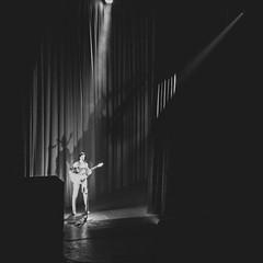 St. Vincent @ Manchester Apollo 18.10.17 (eskayfoto) Tags: panasonic lumix lx3 gig music concert live manchester band tour stage lightroom apollo manchesterapollo pop rock fearthefuturetour o2apollomanchester o2apollo theapollo stvincent annieclarke p1640480editlr p1640480 monochrome mono bw blackandwhite
