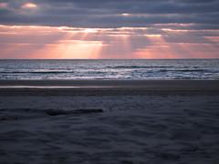 Manzanita 1 (kincaidramsay) Tags: sunset water beach manzanita coast oregon