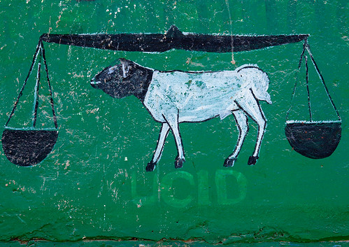 Painted bilboard advertisement, North-Western province, Berbera, Somaliland