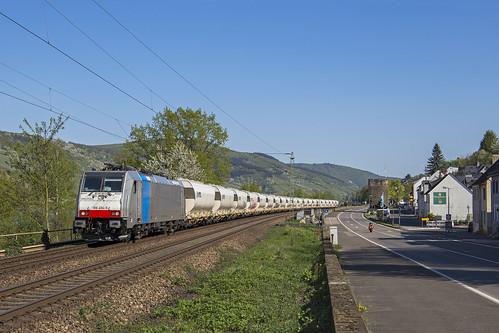 Lineas 186 454, Niederheimbach (D)