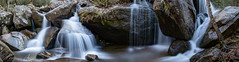 south mountain falls pano.jpg (McMannis Photographic) Tags: northcarolina destination southmountainstatepark travel carolinas explore nc southeast tourism landscapeandnature waterfall cascade photography