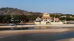 Buddhist temple - southern vietnam-02 (pavel conka) Tags: buddhistic temple chrám moře sea souther vetnam mavic air 2018 travel southern jižní world conka pavel dron landscape