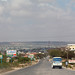 Road leading to the city, Woqooyi Galbeed region, Hargeisa, Somaliland