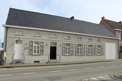 Dorpsstraat 25, Sint-Maria-Horebeke (Erf-goed.be) Tags: boerenhuis boerenwoning sintmariahorebeke horebeke archeonet geotagged geo:lon=36884 geo:lat=508378 oostvlaanderen