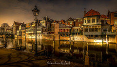 Gorinchem 2018 (EBoss Fotografie) Tags: gorinchem holland netherlands light dark goldenhour building water street soe twop canon clouds colors reflection city architecture
