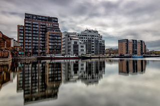 Millwall Outer Dock