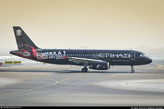 [AUH.2015] #Etihad.Airways #EY #Airbus #A320 #A6-EIB #Formula.1 #awp (CHR / AeroWorldpictures Team) Tags: ethiad airways airlines ey etd gulf arab airbus a320 cn 1945 engines iae v2527 a6eib painted special color livery formula1 formule1 cars sport grand prix fwwde toulouse lfbo tls built martinair holland mp mph phmpe airseychelles hm sey lease silhouette s7sil plane aircrafts aircraft planes airplane planespotting abudhabi airport auh uae nikon d300s raw lightroom nikkor awp aerowolrdpictures chr 2015 a320232 a320200 taxiways omaa