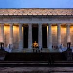 The Lincoln Memorial. Washington, D.C. thumbnail