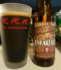 Barrel Aged Unearthed (Pak T) Tags: longtrailbrewing bridgewatercorners vermont american imperial double stout barrel aged unearthed glass bottle beerporn beverage drink alcohol samsunggalaxys7 untappd