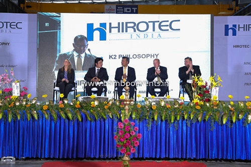 "Hirotech India Factory Launch • <a style=""font-size:0.8em;"" href=""http://www.flickr.com/photos/155136865@N08/41492276451/"" target=""_blank"">View on Flickr</a>"
