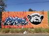 En Guadalajara(Mexico) (la-cast) Tags: lacast stencil street steetart streetart mexico paste up