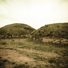 Grave mounds