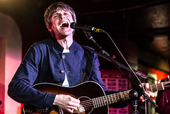 Nick J. D. Hodgson @ The 100 Club, London - 17/04/18 (_modernway_) Tags: red gig concert band music musician 100club london oxfordstreet uk england city performance