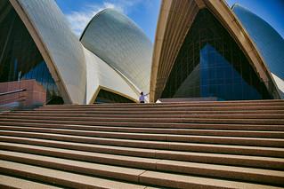Selfie @ the Sydney Opera House, Sydney, New South Wales, Australia