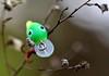 Trout plug (mpalmer934) Tags: trout fishing lure plug twigs outdoors macro mondays plastic