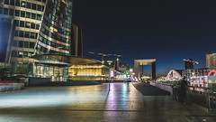 La defense-11 (sebastienloppin) Tags: 1224f4dg architecture building canon6dmarkii france igersfrance igersladefense ladéfense night nuit paris sigma ladefense canon cityscape city town money 6dmarkii