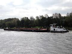 Felix (ENI 05608490) (Parchimer) Tags: schubboot pushboat towboat pousseur pchacz duwboot spintore empurradorfluvial binnenschiff tolómotorhajó pushertug geesthacht elbe schleuse lock