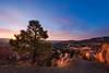 VALLEY OF LIGHT (pidalaphoto) Tags: utah southwest moonrise brycecanyonnationpark brycecanyon earlyspring sunsetpointarea sunrise canyon