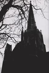 The Chapel 2 (M Corbin) Tags: chapel cemetery london