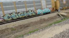 IMG_3083 (jumpsoner) Tags: freights freightculture freightgraffiti foamer foamwr freghtculture railroadphotography railroad railfan benching benchingsteel benchingtrains bencher boxcars benchingfreights bgsk photography graffiti graffculture graff
