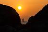 Sunset (khan.Nirrep.Photo) Tags: bretagne breizh finistère falaise rocks rochers canon seascape sea sunset soleil sun voilier boat canon7od tamron150600mm flickrunitedaward