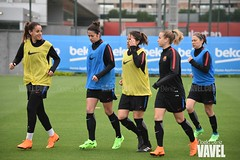 DSC_9464 (VAVEL España (www.vavel.com)) Tags: fcb femenino barcelona barça blaugrana liga previa entreno rayo fútbol futfem
