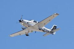 Private Cirrus SR-22 N818BM (jbp274) Tags: cno kcno airport airplanes cirrus sr22