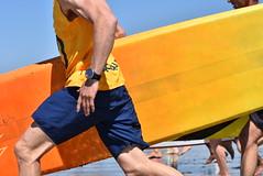 DSC_0314 (marcnico27) Tags: sup surf board noordzee northsea beach strand shore jump sport wet men male zandvoort beachforamsterdam 2018 marcnico27 outdoor
