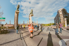 XI Maratón de Zaragoza 2017 (Juanedc) Tags: 8mm basilicadenuestraseñoradelpilar basilicadelpilar basilicaofourladyofthepillar españa europa europe puentedepiedra saragossa spain stonebridge zaragoza aragon basilica basilique bridge building carrera catedral cathedral church city ciudad corredores deporte edificio fisheye iglesia maraton ojodepez puente race religion runners running sport temple templo