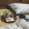 (bambooland) Tags: alazyafternoon teatime leaftea tea teaset teapot cake sweet drink