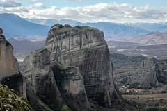 DSC_5113 (jonathan _ paul) Tags: greece mainland trikala meteora rocks mountain sky clouds