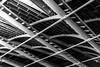 structure des halles de Paris (Rudy Pilarski) Tags: nikon nb bw monochrome moderne modern structure urbain urban urbano tamron d7100 18270 paris france architecture abstract abstrait architectura géométrie géométria géométrique city ville