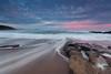 Amanecer en Aizkorri 2 (Javier Colmenero) Tags: cantabriansea euskadi filtrosraymaster getxo marcantabrico nikon nikond7200 raymasterfiltres sigma sigma1020mm vizcaya agua amanecer beach landscape largaexposición paisaje playa playadeaizkorri roca rock sea seascape sunrise water