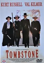 Tombstone (KvikneFoto) Tags: dvd film movie