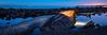 Low Tide (Christophe Rusak) Tags: panorama ville mer ciel paysage nuit vue plage côte panoramique horizon voyage eau distance architecture bleu europe italie bâtiment commune été urbain fleuve tourisme soir france wissant nord manche oceau epave lightpollution light painting reflection reflet nikon tamron