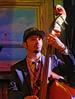 Elijah Jamal Balbed @ DC Jazz Jam (oscarpetefan) Tags: oscarpetefan nikon dxo11 on1pics on1photoraw d600 80200mmf28 nikkor washingtondc jazz livemusic jazzjam bass elijahjamalbalbed highiso brixtons ustreet