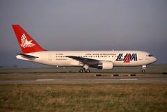 EI-CEM (moloneytomEIDW) Tags: gpa mozambiqueairlines eicem b767 boeing b767200 b767200er lam eidw linhas aereas de moçambique