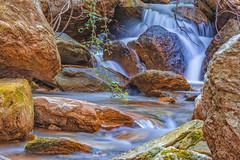 Let the River Run no. 2 (Ragnarøkkr) Tags: ifttt 500px nikon d7200 tamron18400 river long exposure stones wood nature water