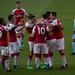 17 Merci Arsène - Celebrating Kolasinac's goal
