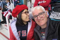 IMG_0936 (Mud Boy) Tags: southkorea rok korea republicofkorea olympics winter winterolympicstripwithjoyce winterolympics the2018winterolympics xxiiiolympicwintergames pyeongchang2018 womensicehockeyfinalusawingoldaftershootoutovercanada joyce joyceshu clay clayhensley clayturnerhensley kwandonghockeycentre officiallyknownasthexxiiiolympicwintergameskorean제23회동계올림픽 translitjeisipsamhoedonggyeollimpikandcommonlyknownaspyeongchang2018 wasaninternationalwintermultisporteventheldbetween9and25february2018inpyeongchangcounty gangwonprovince withtheopeningroundsforcertaineventsheldon8february2018 theeveoftheopeningceremony